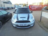 **Superb Mini Cooper S R56, FSH, Full Leather, Panoramic Roof, Fresh 12 Month MOT - No Advisories**
