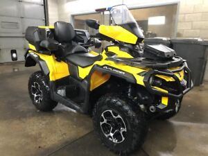 2015 Canam Outlander Max XT 650 2 places