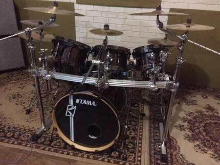 Tama Superstar 6 pce shell pack