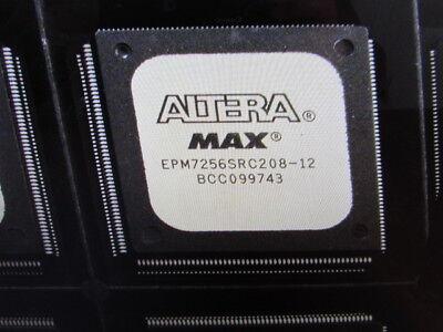 Epm7256src208-12 Altera Cpld Max 7000s Family 100mhz 5v 5k Gates 208-pin Rqfp