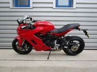 Ducati Supersport - Only 1399 miles!