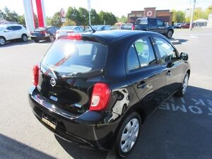 2015 NISSAN MICRA SV FULL PWR PACKAGE 4.4% 84 MONTHS Cornwall Ontario image 6