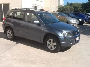 2007 Suzuki Grand Vitara JT MY07 Upgrade (4x4) Grey Metallic 5 Speed Manual Wagon Maroochydore Maroochydore Area Preview