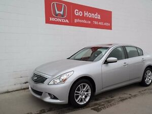 2012 Infiniti G37x G37X, AWD, AC, LEATHER