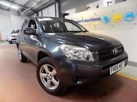 Toyota RAV4 with Mot and service history