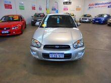 2005 Subaru Impreza S MY06 AWD Silver 5 Speed Manual Hatchback Wangara Wanneroo Area Preview