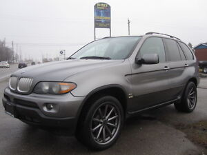 LOW KMs 156200 ! IMMACULATE  !  2006 BMW X5 London Ontario image 2