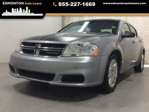 2013 Dodge Avenger BASE TEXT APPROVED 780-907-4401