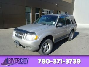 2002 Ford Explorer Sport 4WD Accident Free,  Bluetooth,  A/C,  A