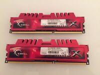 G.Skill RipJaws X DDR3 2x8GB