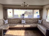 Static Caravan Steeple, Southminster Essex 3 Bedrooms 8 Berth ABI Sunrise 2009