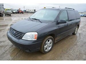 2007 Ford Freestar sport