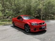 2012 Holden Ute VE II SV6 THUNDER EXTENDED Red Semi Auto Utility Underwood Logan Area Preview