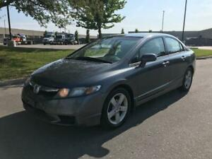 2010 HONDA CIVIC | LOW KMS | MOON ROOF |AUXILIARY AUDIO INPUT!