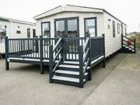 Stunning New Single Lodge for Sale in Skegness with Deck!! Call JJ 07525-746-843