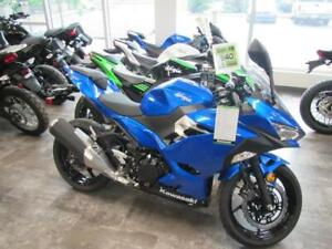 Coopers Motorsports has all 2018 Kawasaki bike priced to sell!