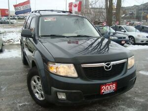 2008 Mazda Tribute GS Touring 4WD Accident Free