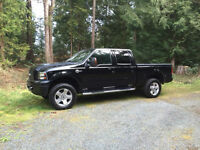 2006 Ford F-350 Black Harley Davidson Addition
