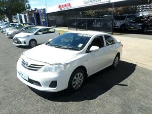 2010 Toyota Corolla ZRE152R MY10 Ascent 6 Speed Manual Sedan Burrangong Young Area Preview