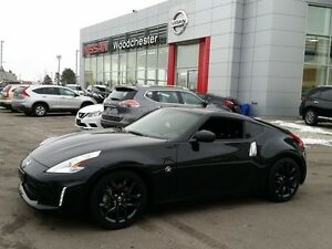 2016 Nissan 370Z Coupe 6sp