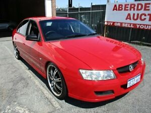 2005 Holden Commodore VZ Executive Red 4 Speed Automatic Sedan West Perth Perth City Area Preview
