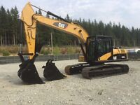 Rentals of Excavators- By Imp-Pac Equipment Sales Ltd