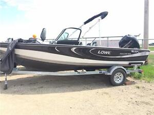 2016 Lowe Boats FS1810 Fish And Ski