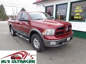 2011 Ram 1500 Outdoorsman for $231 bi-weekly all in!