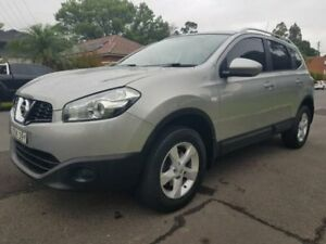 2010 Nissan Dualis J10 Series II MY2010 +2 Hatch X-tronic ST Silver 6 Speed Constant Variable