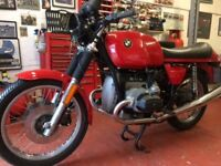 BMW R80 Project