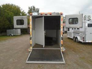 1998 Powerhorse Trailer 3 Horse or 4 Horse Gooseneck London Ontario image 3