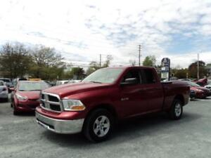 GREAT PRICE! 2010 Dodge Ram 1500 SLT NICE RED! FINANCING AVAILAB