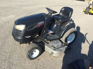 """Craftsman 26hp with 54"""" Deck (lots of recent work)"""