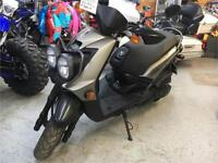 2014 BRAND NEW NON CURRENT BW 125 ! GREAT COMMUTER BIKE! Timmins Ontario Preview