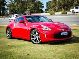 2015 Nissan 370Z Z34 MY15 Red 7 Speed Sports Automatic Coupe Wangara Wanneroo Area Preview