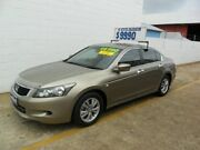 2008 Honda Accord 8th Gen VTi Gold 5 Speed Sports Automatic Sedan Kippa-ring Redcliffe Area Preview