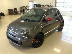 2016 FIAT 500 Pop 2 PORTES BLUETOOTH MAGS AIR CLIMATISÉE