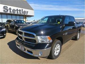 2013 RAM 1500 SLT 4x4 REAR WINDOW SLIDE!