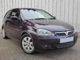 Vauxhall Corsa 1.4 SXI+ 16v, 3 Door, Genuine Low Low Mileage and Fabulous Full Service History