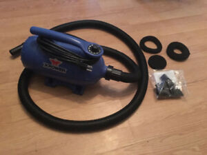 Xpower B-4 3 HP Variable Speed 2-in-1 Pet Dryer and Vacuum