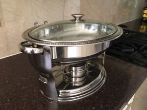 Paderno Chafing Dish (gently used twice)