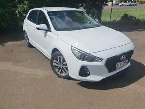 2017 Hyundai i30 GD4 Series 2 Update Active White 6 Speed Automatic Hatchback Wilsonton Toowoomba City Preview