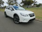 2015 Subaru XV G4X MY15 2.0i Lineartronic AWD White 6 Speed Constant Variable Wagon Old Reynella Morphett Vale Area Preview