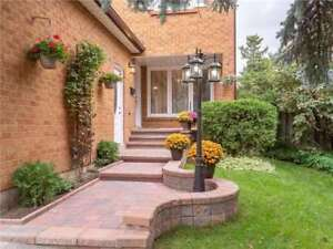Fully Renovated!! Very Elegant 4Br Family Home W/ Fin Bsmnt