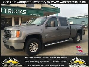 2008 GMC 2500 HD 4x4 Duramax Diesel ~ Allison ~ Financing Avail.