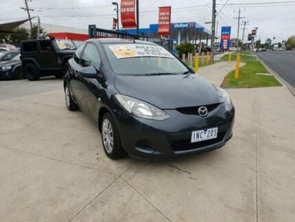 2008 Mazda 2 DE Maxx 4 Speed Automatic Hatchback Deer Park Brimbank Area Preview