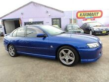 2005 Holden Commodore VZ SV6 Blue 5 Speed Auto Active Select Sedan North St Marys Penrith Area Preview