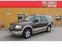 2006 Ford Expedition Eddie Bauer 4WD V8 LEATHER