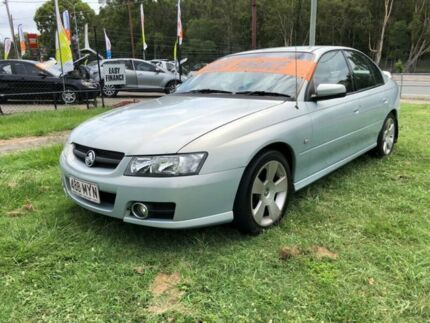 2006 Holden Commodore VZ MY06 SVZ 4 Speed Automatic Sedan Clontarf Redcliffe Area Preview