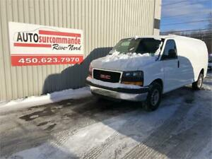 2013 GMC Savana ALLONGÉ-- GARANTIE 1 AN/ 15 000 KMS --